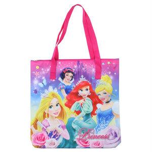 "Disney Princesses' 15"" Zip Tote Bag"